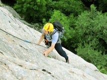 climber fotografia de stock