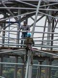 climber Fotografia Stock Libera da Diritti