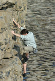 The Climber Royalty Free Stock Photography