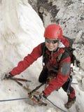 Climber. Stock Photo
