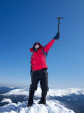 Climber Royalty Free Stock Image