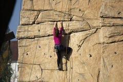 Climber Royalty Free Stock Photo
