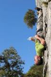 Climber-seven Stock Image