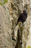 Climber. Stock Photos