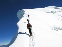 Climbers Stock Photos