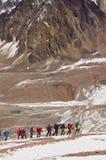 climbers Stock Foto