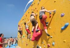 Climbers Royalty Free Stock Photo