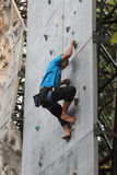 Climbers Royalty Free Stock Images