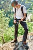 climbing stock fotografie