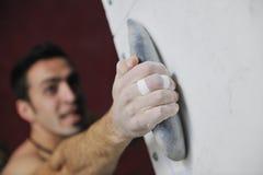 Climbing Royalty Free Stock Image