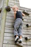 Climbing. Stock Image