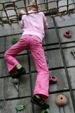 Climbing Royalty Free Stock Photo