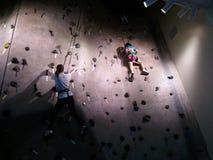 climbing Royalty-vrije Stock Foto's
