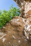 Climbing adventure Stock Photography