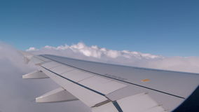 Climbing Airplane stock video