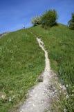 climbing castle hill berkhamsted hertfordshire uk  Stock Photo