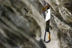 Climbing draw Royalty Free Stock Image