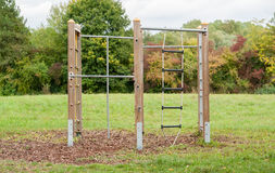 Climbing frame Royalty Free Stock Images