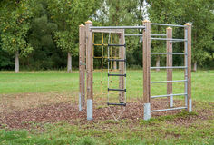 Climbing frame Stock Photography