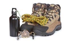 Climbing gear Stock Photo