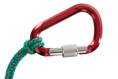 Climbing gear Stock Images