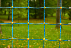 Climbing net Royalty Free Stock Photography