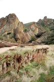 Climbing Pinnacles Royalty Free Stock Images