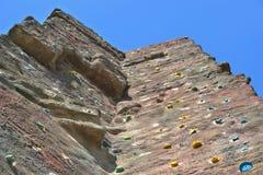 climbing rock Royalty Free Stock Photos