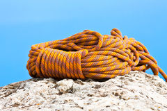 Climbing Rope Stock Image