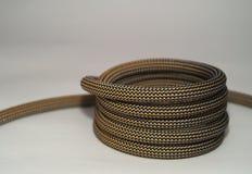 Climbing Rope Detail Stock Image