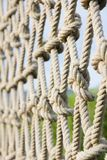 Climbing ropes Royalty Free Stock Images
