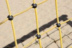 Climbing scaffold Royalty Free Stock Photography