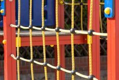 Climbing scaffold Royalty Free Stock Photos