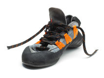 Climbing shoe Royalty Free Stock Photos