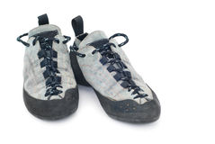 Climbing Shoes Stock Images