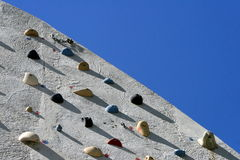 Climbing structure Stock Image