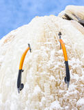 Climbing to Heaven Royalty Free Stock Image