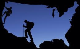 Climbing usa Royalty Free Stock Image