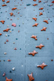 Climbing Wall Royalty Free Stock Image