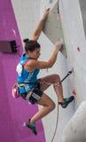Climbing World Championship Royalty Free Stock Image