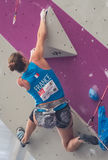 Climbing World Championship Royalty Free Stock Photography