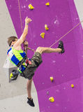 Climbing World Championship Stock Photos