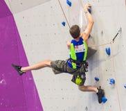 Climbing World Championship Stock Image