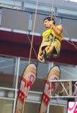 Climbing World Championship Stock Photography