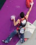 Climbing World Championship Stock Images