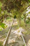 Climbings path Royalty Free Stock Image
