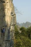 Climbs Stock Image