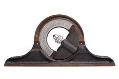 Clinômetro antigo fotos de stock