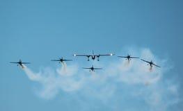 Clinceni Airshow Στοκ Φωτογραφία