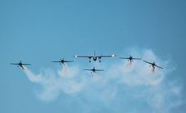 Clinceni Airshow Stock Photography